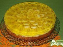 Bananowy torcik