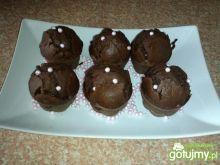 Bardzo czekoladowe muffiny