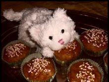 Bardzo marchewkowe muffiny