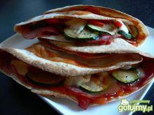 Bardzo ostra zapiekana tortilla
