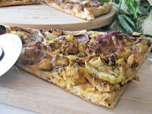Bardzo serowa pizza