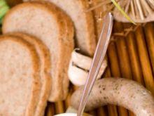 Barszcz biały na zakwasie z białą kiełbasą