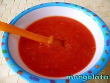 Barszczyk dla najmłodszych (po 6 m-cu)