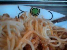 Basiowe spagetti