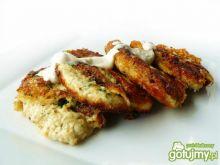 Beyaz Peynir KÖftesi -tureckie kotleciki