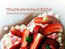 Beza truskawkowa
