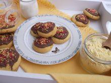 Bezglutenowe ciasteczka z czekoladą