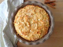 Bezglutenowe ciasto ryżowo-jabłkowe