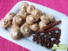 Bezy cynamonowo-kawowe