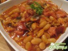 Biała fasolka w sosie pomidorowym Joli