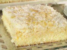 Białe ciasto bakaliowe