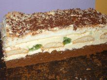 Białkowo kakaowe ciasto
