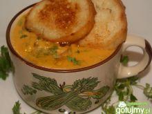 Bieda zupka  w wersji kremowej