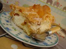Bieszczadzkie ciasto ala karpatka