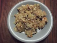 Bigos pikantny z czosnkiem