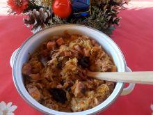 Bigos świąteczny z lekka odchudzony