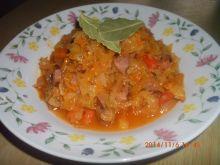 Bigos warzywno-mięsny