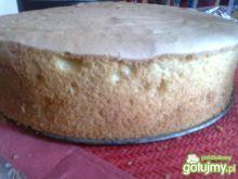 biszkopt do tortu jasny
