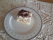 Biszkopt z krówką i czekoladą