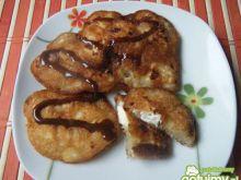 Biszkoptowe placuszki z serem twarogowym