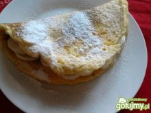 Biszkoptowy omlet Zub3r'a