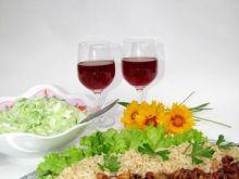 Bitki w winie, jarzębinie i bakaliach
