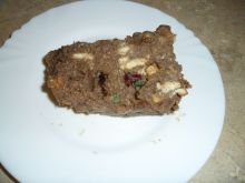 Blok czekoladowy mocno bakaliowy