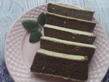 Blok czekoladowy w waflu