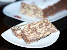 Blok czekoladowy z mleka granulowanego