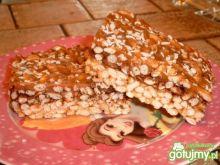 Blok karmelowo-czekoladowy