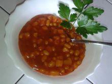 Błyskawiczna fasolka z pomidorami