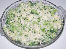 Błyskawiczna sałatka z brokułem