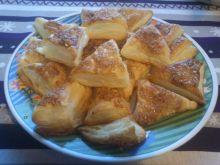 Błyskawiczne ciasteczka francuskie