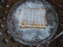 Błyskawiczne ciasto na herbatnikach