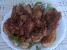 Boczek z grilla