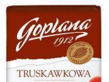 Bogactwo mlecznych czekolad Goplany