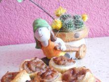 Bolos português com pudim de creme e jaż