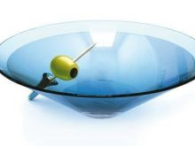 Bombay Sapphire Designer Glass
