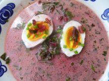 Botwinka do ziemniaków lub z jajkiem