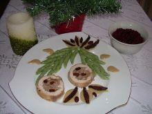 Bożonarodzeniowa gałązka