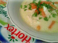 Brazylijska zupa migdałowa