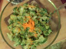 Brokuł zasmażany