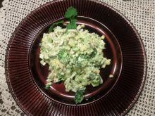 Brokuly w salatce