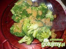 Brokuły z bułką tartą 3