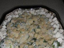 Brokuły z migdałami.