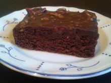 Brownie dyniowe