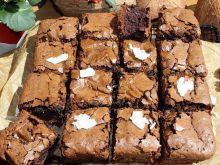 Brownie kokosowe