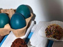 Brownie w jajkach