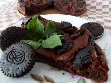 Brownie z ciasteczkami Orito