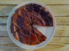 Brownie z czekoladowym ganache